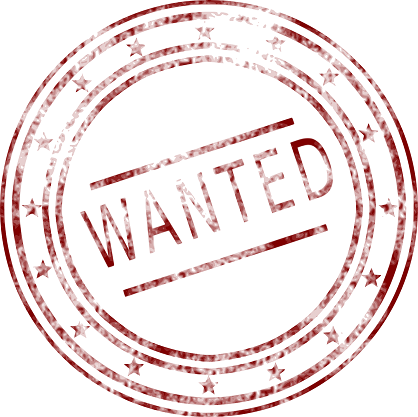 wanted-stamp
